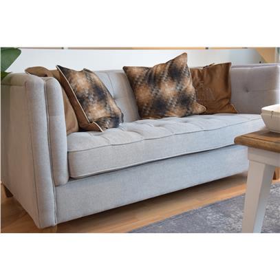 Sofa 2os. RADZIWILL Linen Elp Gray Riviera Maison-3747