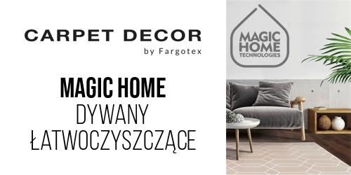MAGIC HOME COLLECTION - dywany łatwoczyszczące